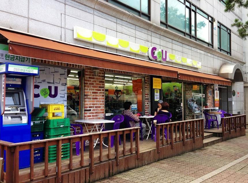 韩国便利店